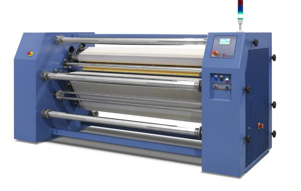 CALANDRE TRANSMATIC 7460 ROLL TO ROLL